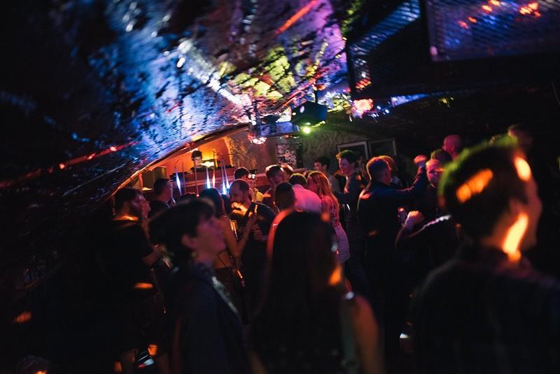 Minotaur Sound #6 – Alex Banks (live a/v set) at The Loco Klub