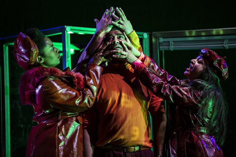 IGNiTE - Macbeth by Proteus Theatre at The Trinity Centre