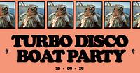 Turbo Disco Boat Party in Bristol