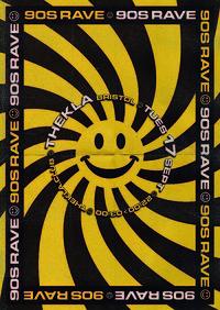 90s Rave - Thekla in Bristol