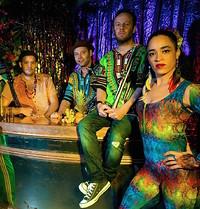 Papaya Fest: The Fontanas + DJs in Bristol
