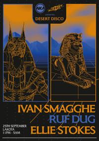 Nebula x AKA: Desert Disco w/ Ivan Smaghe, Ruf Dug in Bristol