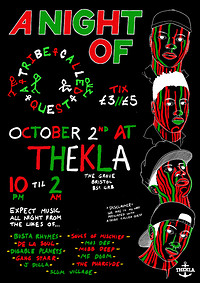 A Night Of: A Tribe Called Quest in Bristol