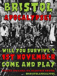 Bristol Apocalypse Stokes Croft in Bristol