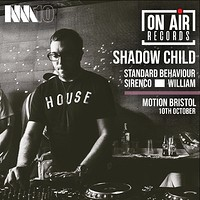 In:Motion 2019/ Shadow Child/ On Air Records in Bristol