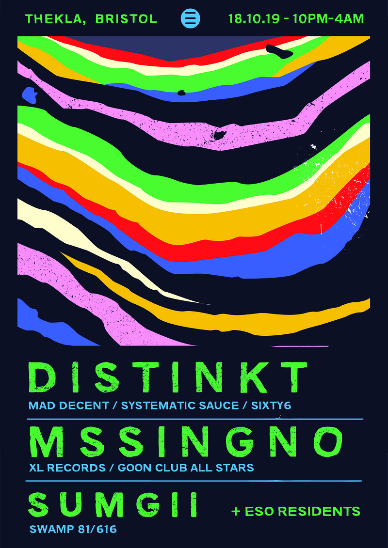 ESO Pres  Distinkt, Mssingno, Sumgii at Thekla