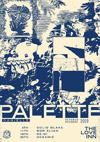 Palette ft. Oceanic in Bristol