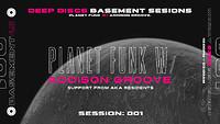 Deep Discs Basement Sessions 001.  in Bristol