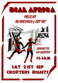 Dial Africa w/ Ru Robinson & Stay Put (Noods) in Bristol
