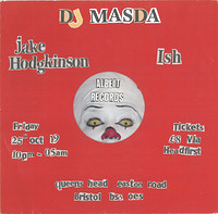 Albeit Records ± Night Series w/ DJ Masda in Bristol