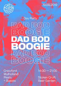Dad Bod Boogie x Stokes Croft Beer Garden in Bristol