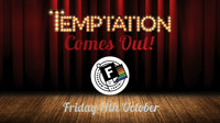 Temptation Comes Out - (Coming Out Day Fundraiser) in Bristol