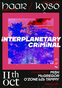Haar x Kyso | Interplanetary Criminal in Bristol
