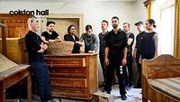 Manu Delago Ensemble at Fiddlers in Bristol