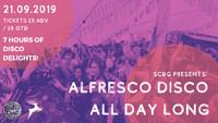 SCBG Presents: Alfresco Disco All Day Long in Bristol