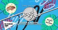 Dazed Disco ft. Cousn & Manami in Bristol