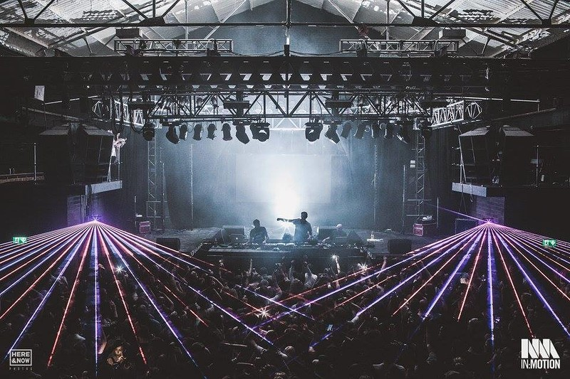 Motion Welcome Rave in Bristol 2019