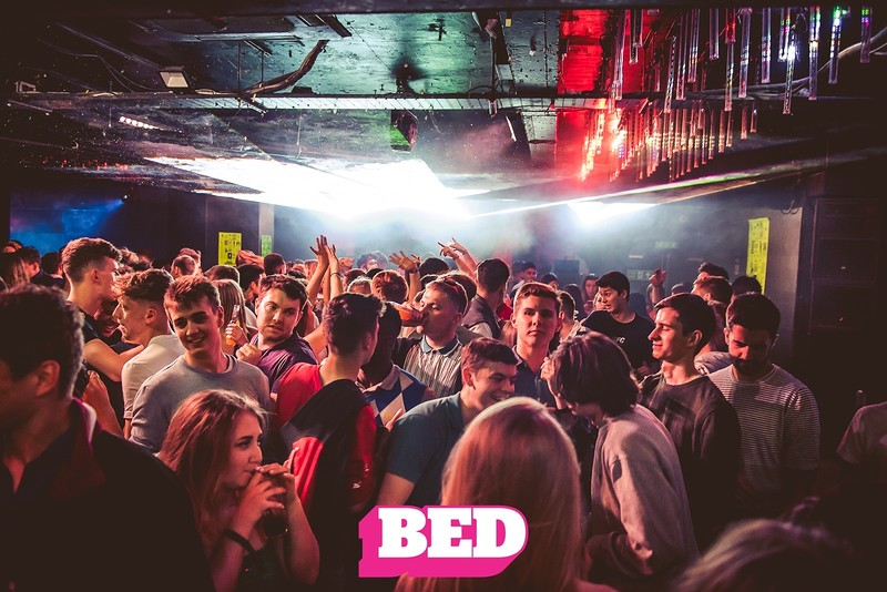 Bed Mondays: Ali G (Meet & Greet) at Gravity