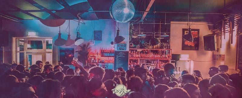Dazed Disco: Stokes Croft Takeover ft. Cousn & Man at The Love Inn