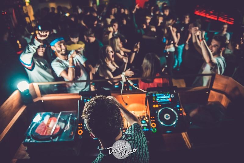 Dazed Disco: Stokes Croft Takeover ft. Cousn & Man in Bristol 2019