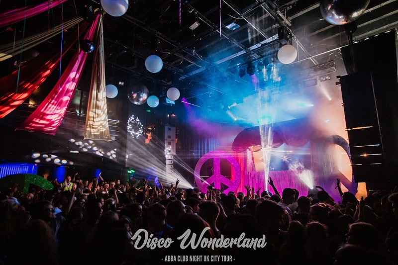 Disco Wonderland: Bristol (ABBA Tribute Night) at SWX