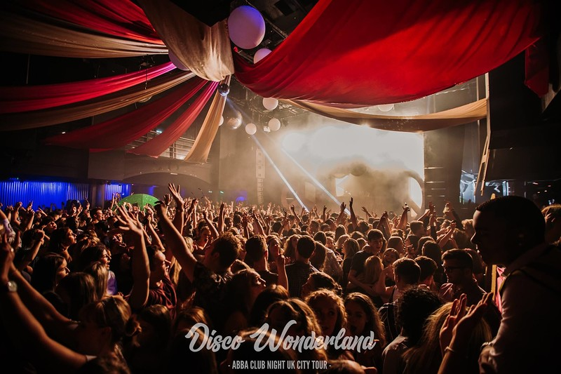 Disco Wonderland: Bristol (ABBA Tribute Night) in Bristol 2019