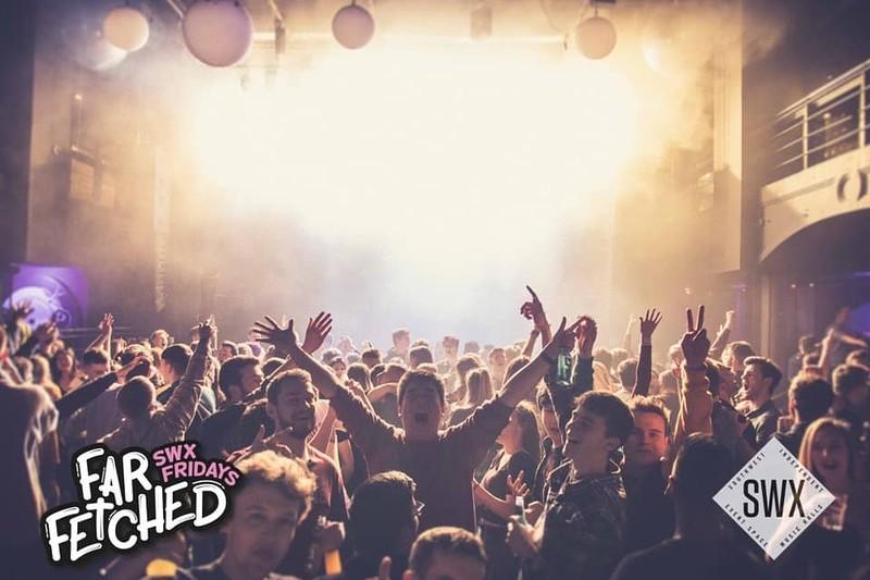 Farfetched Freshers Festival in Bristol 2019