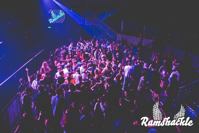 Ramshackle: Freshers Laser Rave in Bristol 2019
