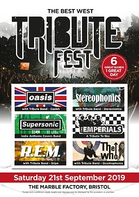The Best West Tribute Fest in Bristol