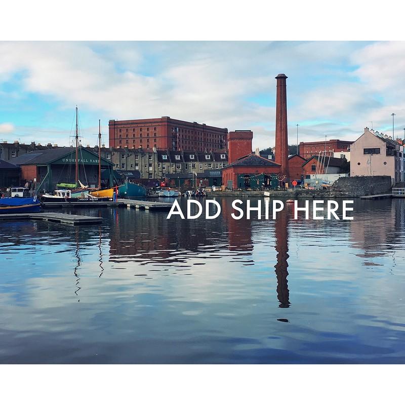 Sail Cargo Shindig  in Bristol 2019