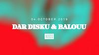 Noods: Dar Disku & Balouu (Honey Club Records) in Bristol