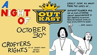 A Night Of: Outkast in Bristol