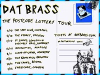 BLG Promotions Presents: Dat Brass in Bristol