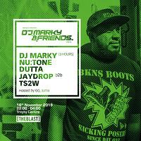 The Blast present DJ Marky & Friends - Bristol in Bristol