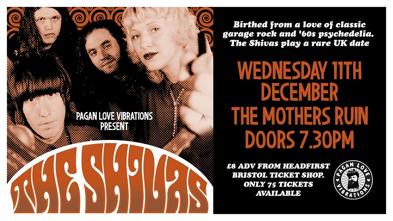 The Shivas at The Mothers Ruin