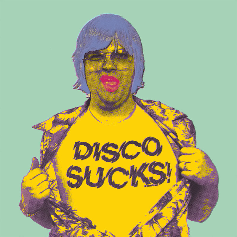 Disco Sucks Launch Party in Bristol 2019