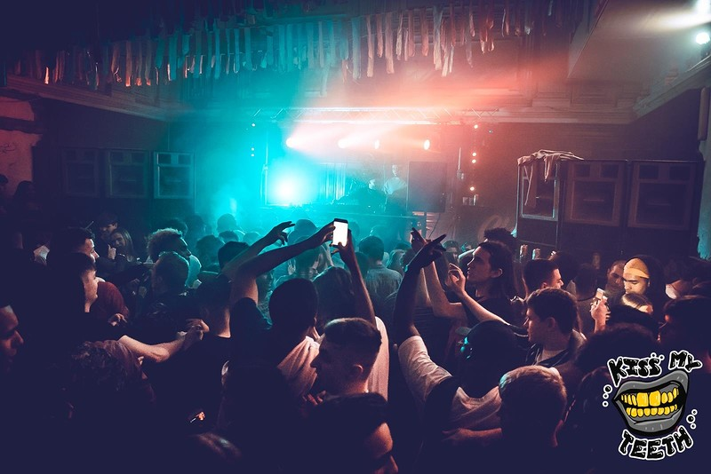 Kiss My Teeth : The Hip Hop Prison Party [Bristol] at The Old Crown Courts