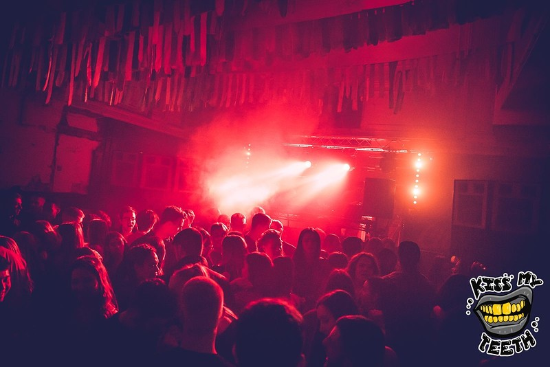 Kiss My Teeth : The Hip Hop Prison Party [Bristol] in Bristol 2019