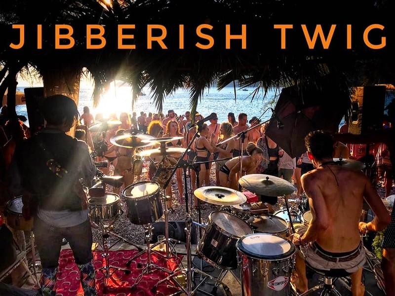 Tropical Tea Party Ft. Jibberish Twig, Hippo & ... in Bristol 2019