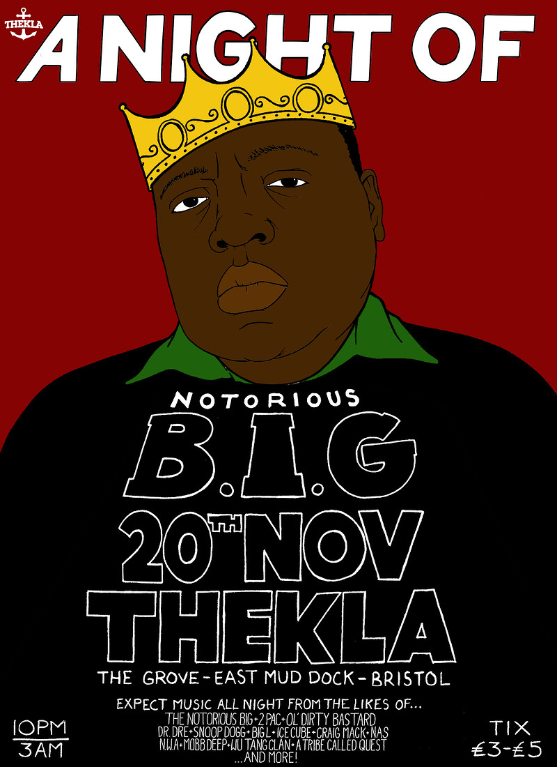 A Night Of: The Notorious B.I.G in Bristol 2019