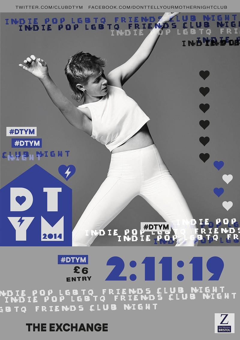 DTYM - 2nd Nov - Exchange in Bristol 2019