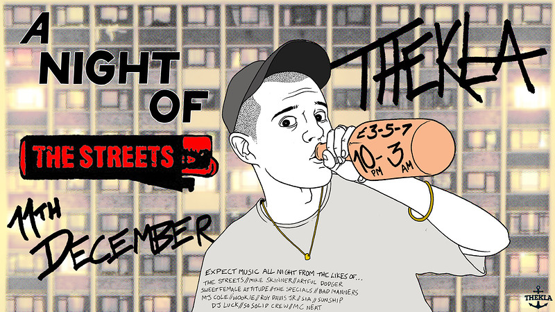 A Night Of: The Streets at Thekla