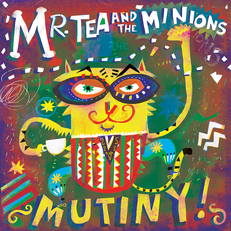 Mr Tea and the Minions: End of Tour Party at The Old Market Assembly