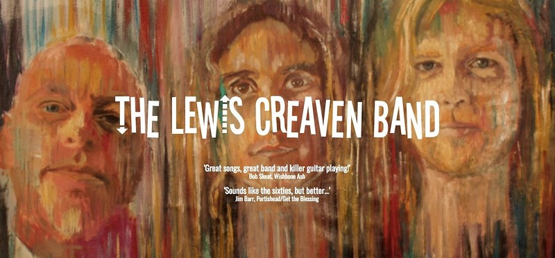 Lewis Creaven Band at The Cloak & Dagger