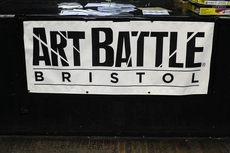Art Battle November at The Trinity Centre