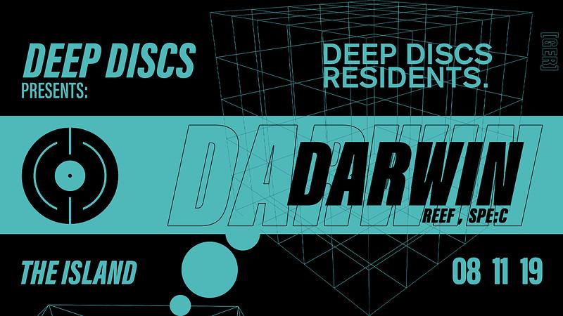 Deep Discs Presents: Darwin in Bristol 2019