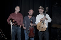 Aly Bain, Ale Möller and Bruce Molsky in Bristol