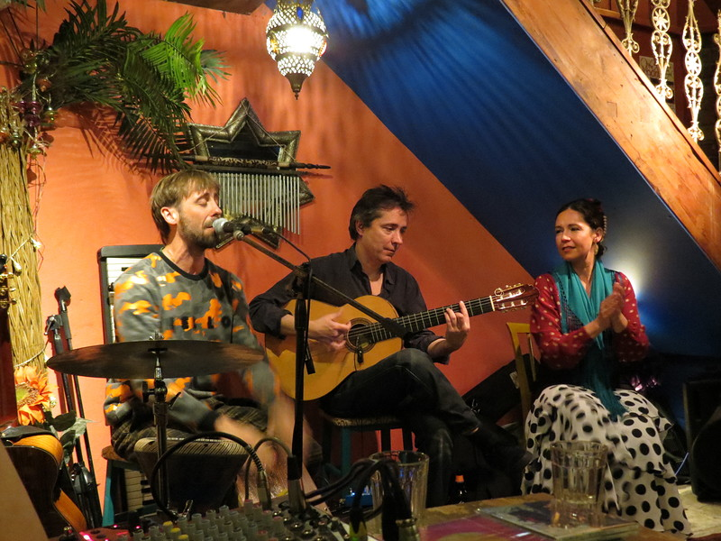 CANCELLED -Chandra Moon Trio + Flamenco Loco in Bristol 2019