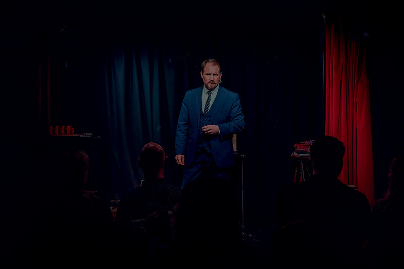 House Magicians Comedy & Magic Show - Christmas in Bristol 2019