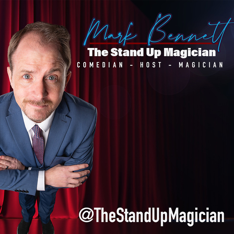 House Magicians Comedy & Magic Show - Christmas at Smoke & Mirrors